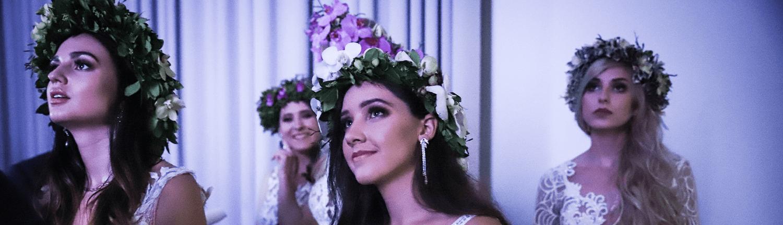Zdjęcie uczestniczek eventu Miss Polonia