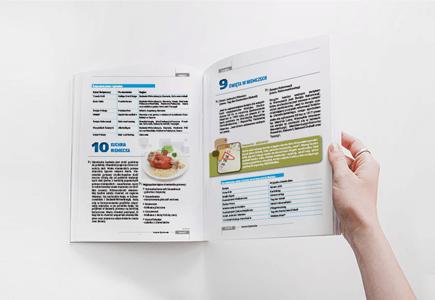 Projekt graficzny katalogów reklamowych